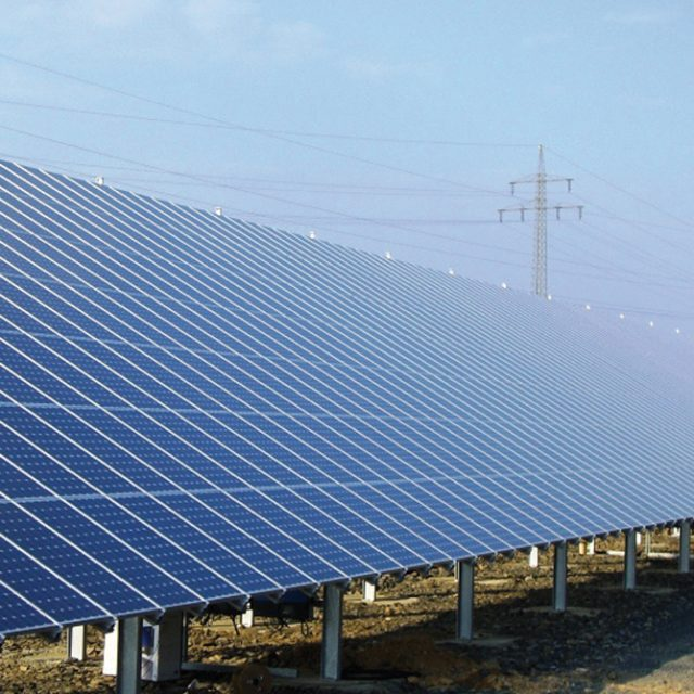 970-Solarpark Arzberg 970 kWp