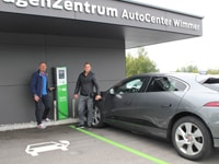 AutoCenter Wimmer E-Tankstelle