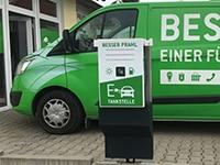 PRAML GmbH E-Tankstelle